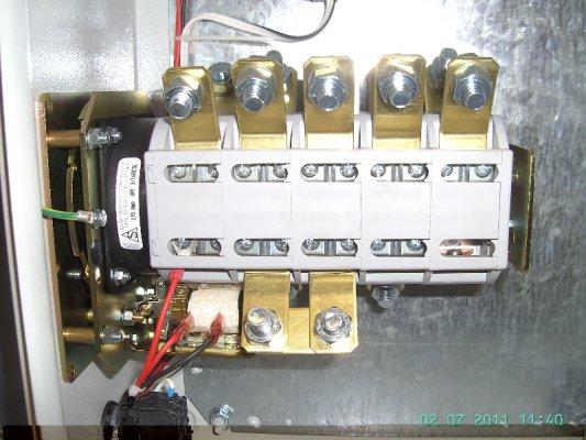 Custom made D2 Cam Switch